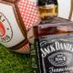 Jack Daniels Flasche auf St.Pauli Ball