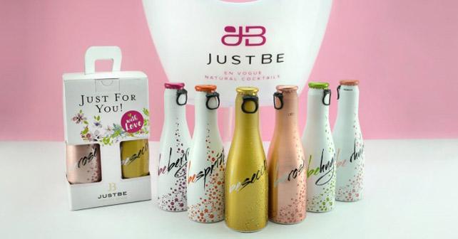 JustBe Produkt Range