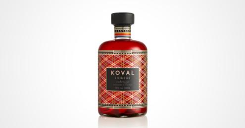 KOVAL Likör Flasche