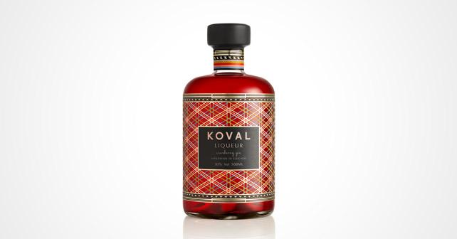 KOVAL Liqueur Cranberry Gin – KOVAL setzt auf die Aperitif Kultur | about-drinks.com