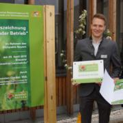 Lammsbräu blühender Betrieb