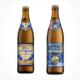 2 Flaschen Oettinger Bier