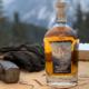Slyrs Mountain Edition flasche auf dem Fass