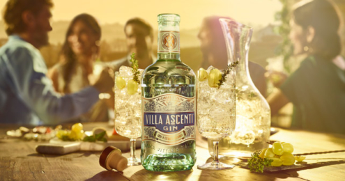 Villa Ascenti Gin Diageo
