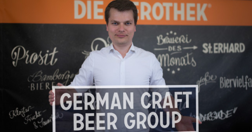 german craft beer group