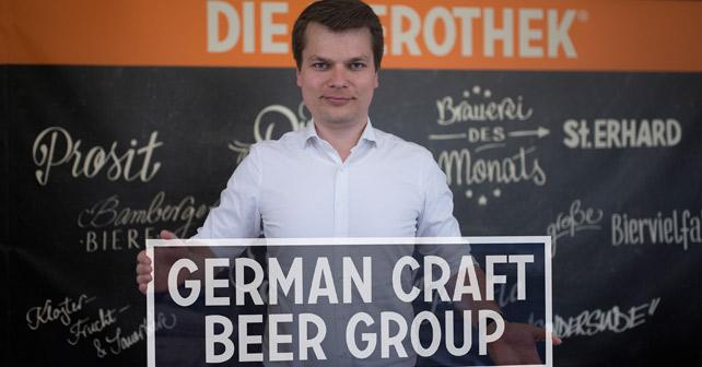 german craft beer group