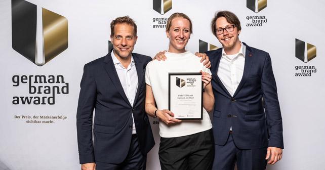Forstetal600 German Brand Award