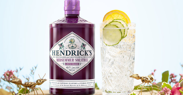 Hendricks Midummer Soltice