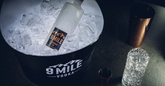 9Mile Vodka Bucket