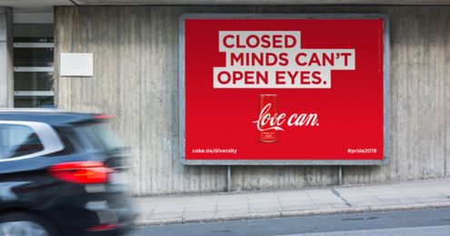 Coca-Cola love Can