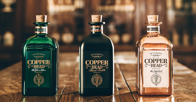 Copper Head Gin Bremer