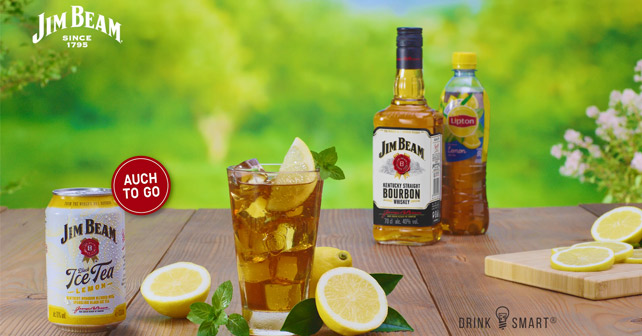 Jim Beam Ice Tea TV