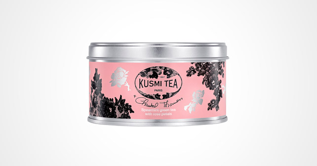 Kusmi Tea Brustkrebs