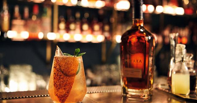 Metaxa Cocktail