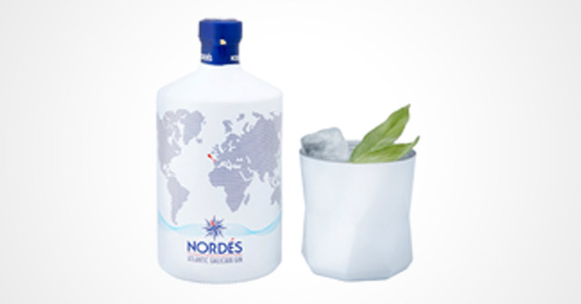 Nordés Gin: Galiziens Seele im Glas - about-drinks.com