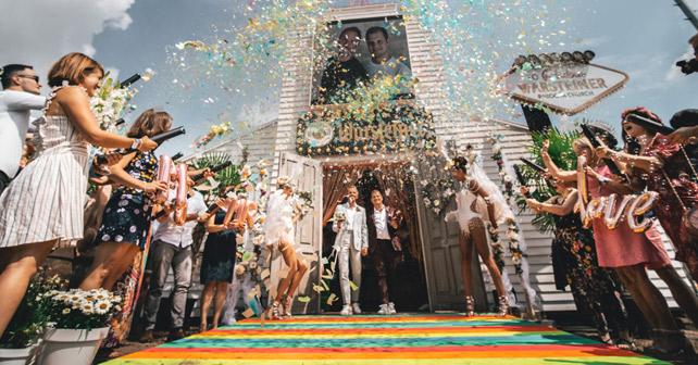 Parooka Church Hochzeit