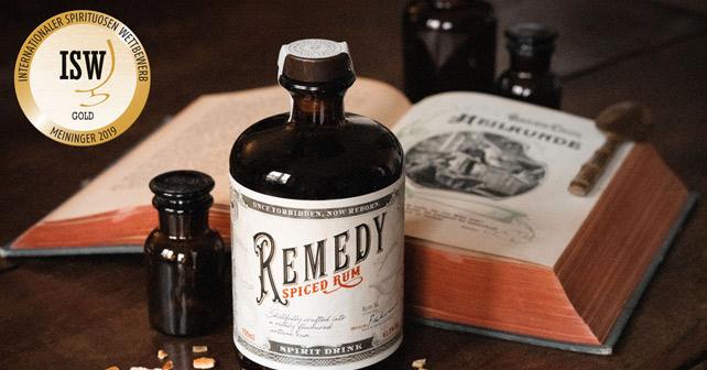 Remedy Auszeichnung