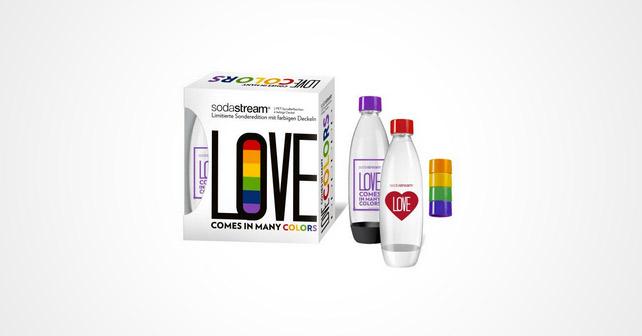 Sodastream LGBT