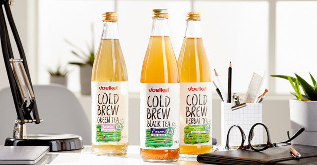 Voelkel Cold Brew Tea