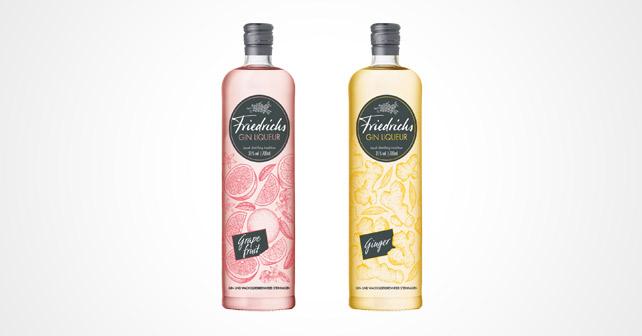 Friedrichs Gin Liqueur