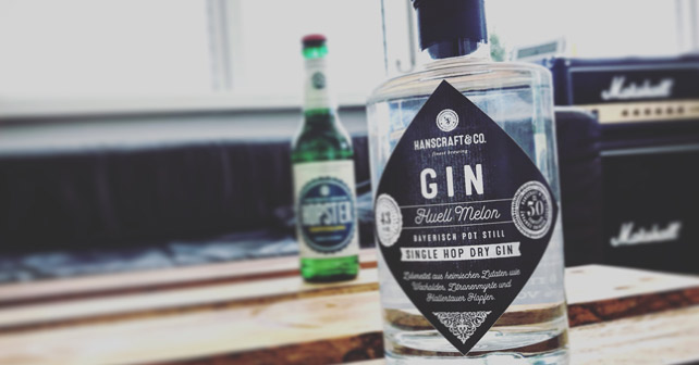 Hanscraft Gin
