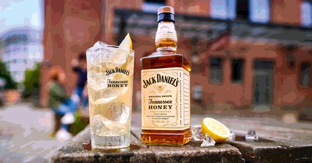 Jack Daniels Lemon Honey