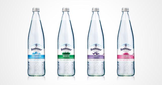 Kondrauer Flaschen