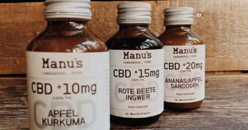 Manu's CBD