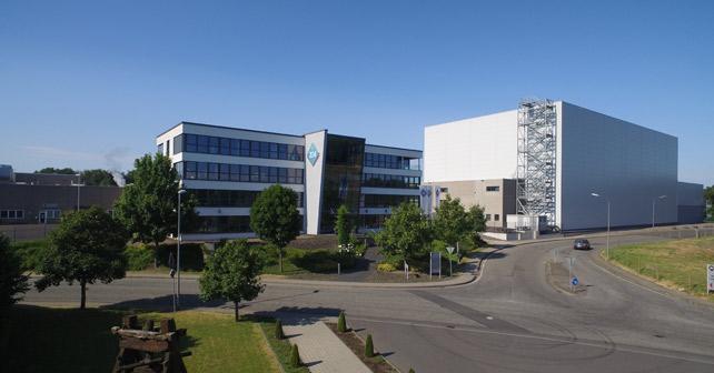 ZGM Ausbau Gebäude