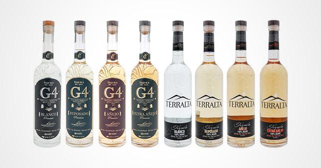 fifteenlions sichern sich Vertriebsrechte für G4 Tequila und Tequila Terralta - about-drinks.com