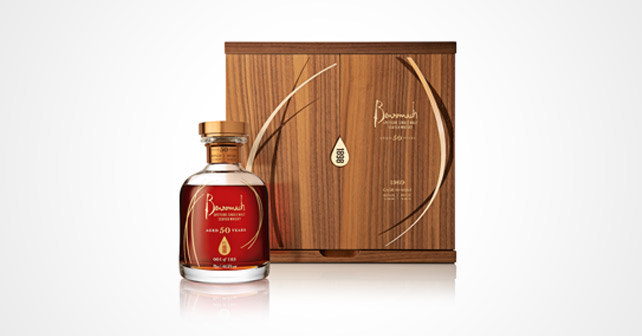 Benromach aged 50 years