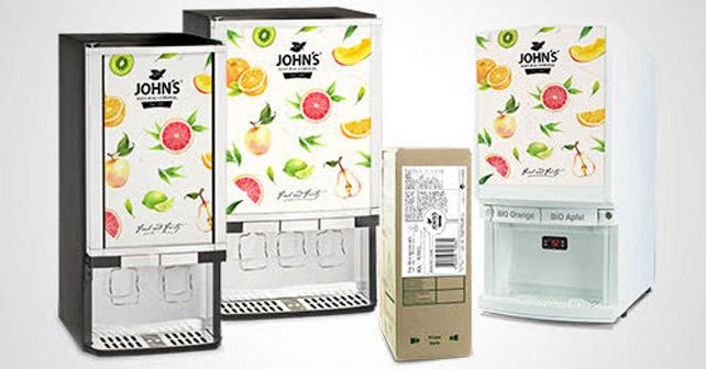 Johns Bag in Box