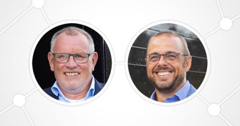 Peter Georg und Ulrich Padberg Sauerland Getraenke