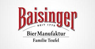 Baisinger BierManufaktur Logo