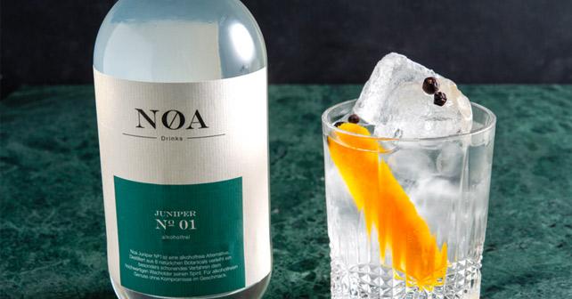 Noa alkoholfreier Gin