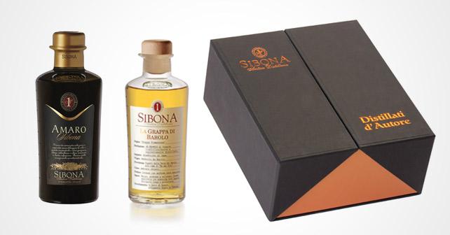 Sibona Geschenkverpackung 2019
