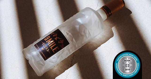 9Mile Vodka HKIWSC