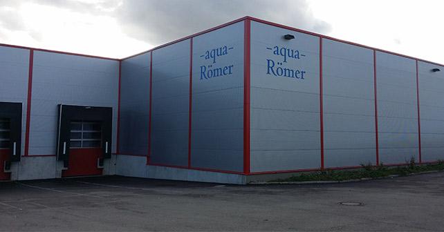 Aqua Römer Neupositionierung