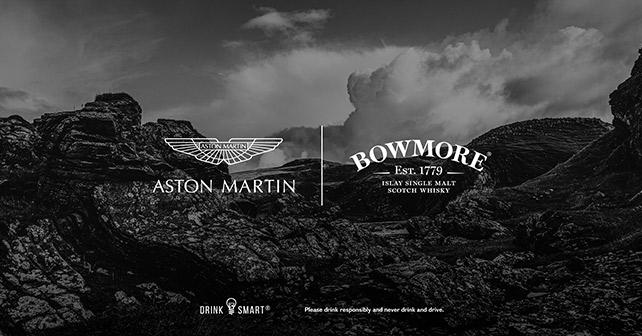 Aston Martin und Bowmore