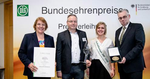 Bundesehrenpreis Henkell