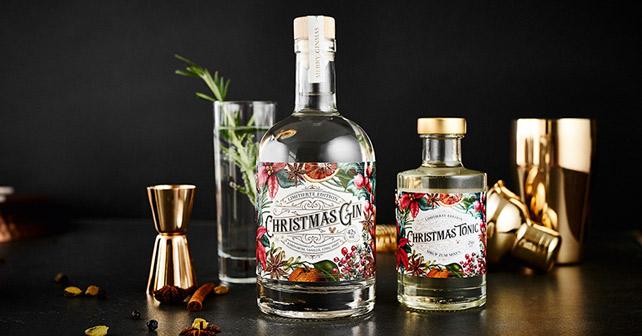 Christmas Gin Waju