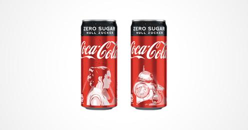 Coca Cola Star Wars 2019