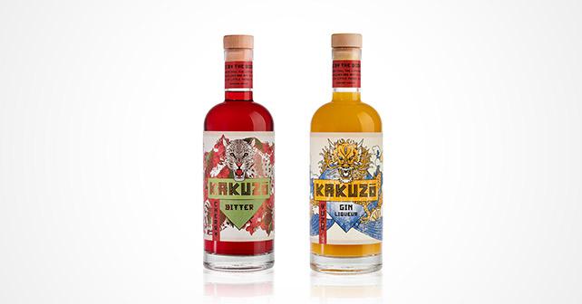 Kakuza Gin Likör