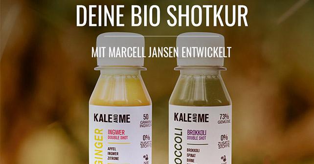 Marcell Jansen Kale & Me