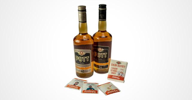 Pott Rum On Pack 2019