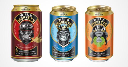 Wild Monkeys Craft-beer