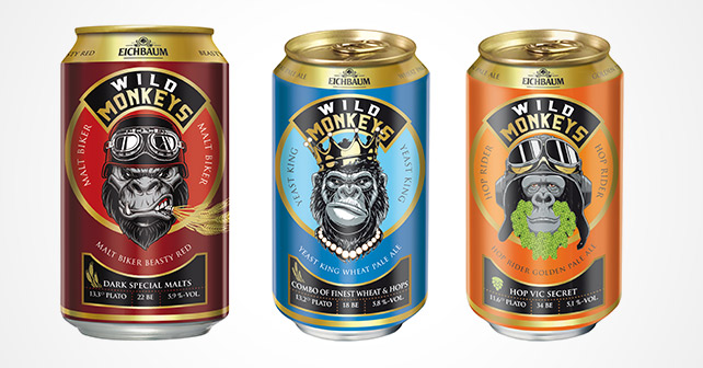 Wild Monkeys Craft-beer