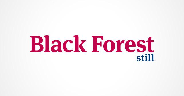 Black Forest Logo 2019