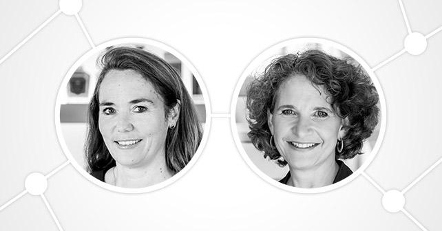 Brown Forman Mirja Kloss und Tanja Steffen