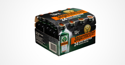 Jägermeister Packaging 2020